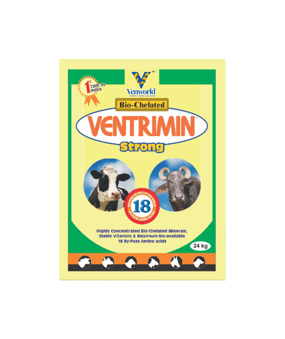 Bio-Chelated Ventrimin Strong