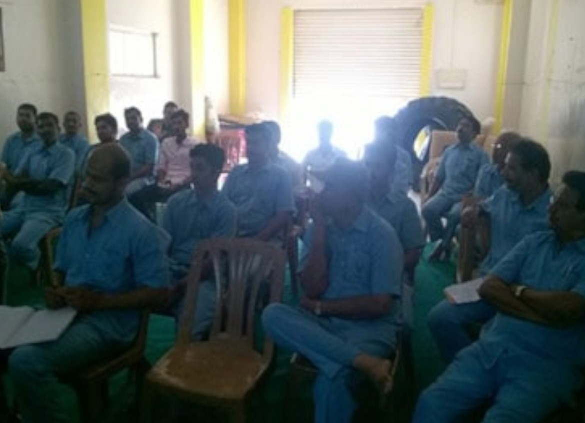 Training Program at VHPL Girinagar